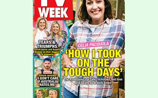 Enter TV WEEK Issue 31 Puzzles Online