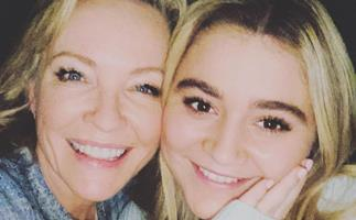 Rebecca Gibney shares an emotional farewell message in honour of Tilly Ramsay and their touching bond