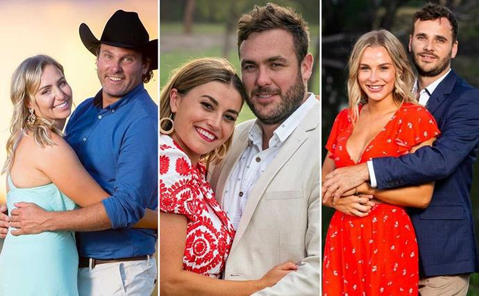 A marriage proposal and a shock reveal - here's what we know about the Farmer Wants A Wife reunion so far