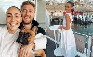 """""""I'll be keeping it quite natural on the wedding day"""": Tayla Damir spills the details on her bridal beauty routine"""
