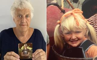 EXCLUSIVE: One mum's lasting heartache decades after her beloved daughter went missing