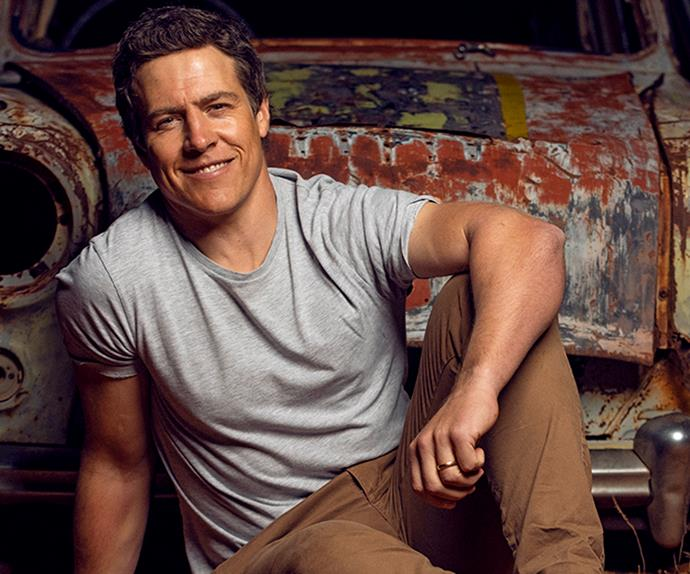 EXCLUSIVE: Stephen Peacocke reveals just how far he's come since his days as Brax on Home And Away