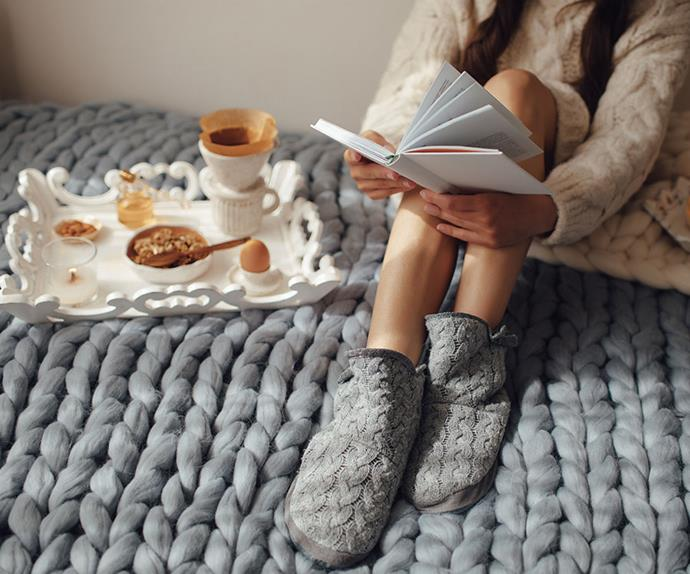 How to stay warm at home this winter (without racking up a hefty energy bill)