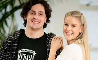 EXCLUSIVE: Eliminated Beauty and the Geek's Mitchell reveals how Ashleigh helped him find his confidence