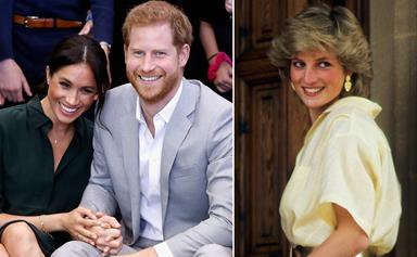 """Sarah, Duchess of York reveals how Princess Diana would be """"so proud"""" of Prince Harry and Duchess Meghan today"""