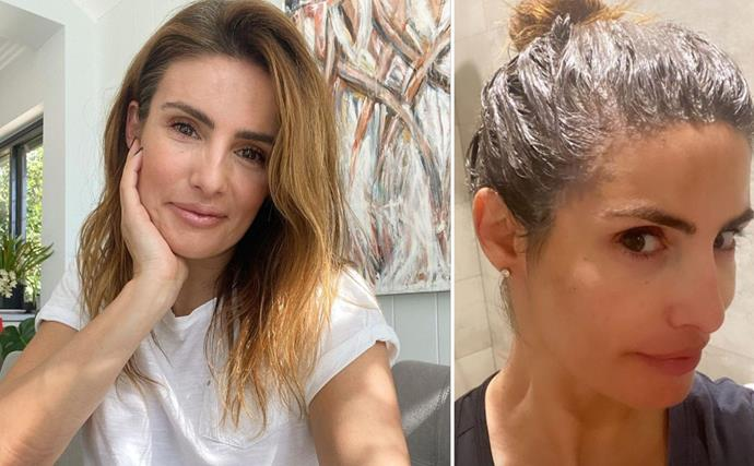 A nervous Ada Nicodemou attempts a risky lockdown makeover, and the results will blow you away
