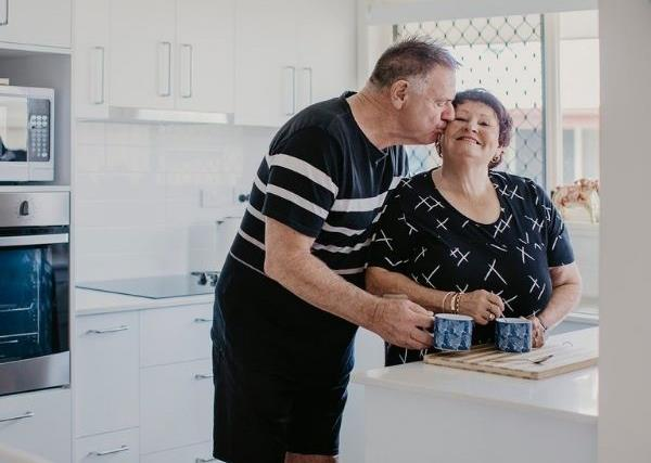 REAL LIFE: Reunited at last! Meet the sweetest couple whose love blossomed after 54 years apart