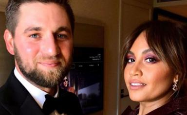 Inside Jessica Mauboy's long term relationship with fiancé Themeli Magripilis