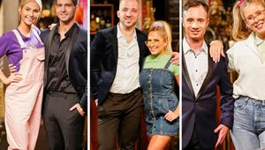 As the competition heats up Beauty and the Geek's final three reveal their secrets