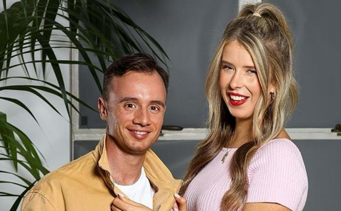 Congratulations! Lachlan and Kiera are crowned the winners of Beauty and the Geek 2021