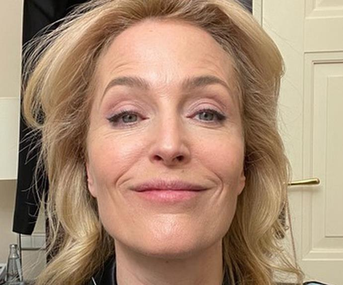 Ditching your bra in lockdown like Gillian Anderson could be doing you more harm than good