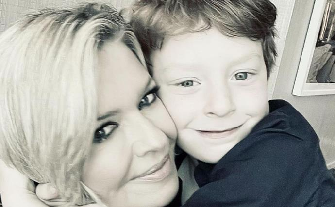 Home and Away's Emily Symons celebrates her beloved son's big milestone
