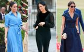 Duchess Meghan, queen of the midi: Celebrating her best moments in 2021's chicest trend