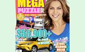 Take 5 Mega Puzzler Issue 67 Online Entry Coupon