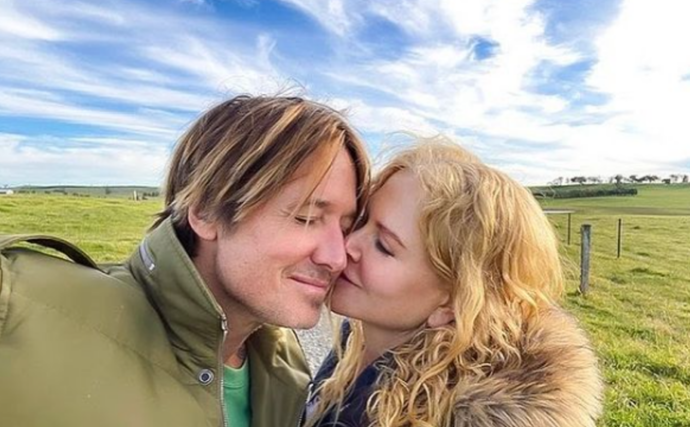 """EXCLUSIVE: Why Keith Urban owes his """"amazing life"""" to wife Nicole Kidman as he marks 15 years sober"""