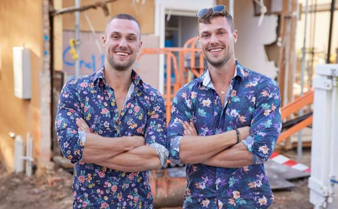 EXCLUSIVE: Love Island twins Luke and Josh reveal the family tragedy that influenced their journey on The Block