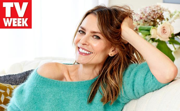 """EXCLUSIVE: Kat Stewart on Offspring, Five Bedrooms and why she's so much happier playing """"flawed, messed-up"""" characters"""