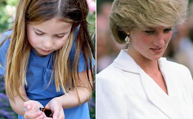 The spitting image! It's not just Kate Middleton who Princess Charlotte takes after