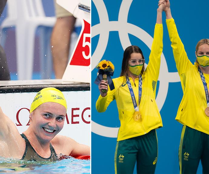 """""""Our golden girls"""": How Ariarne Titmus, Emma McKeon and our incredible female swimmers made Australian Olympic history"""
