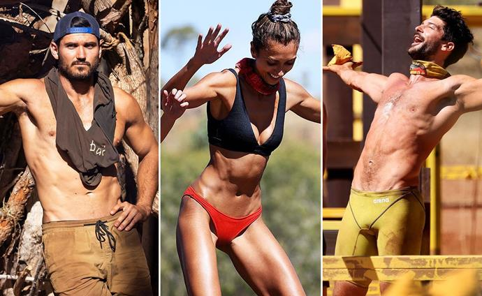 All the shocking weight loss transformations on Australian Survivor: Brains v Brawn