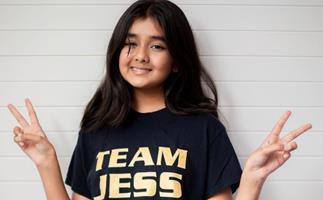 The unexpected reasons why The Voice's Janaki Easwar is Australia's coolest 12-year-old