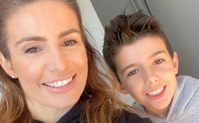 Ada Nicodemou and her son Johnas reveal their heartbreak as they remain separated from their family
