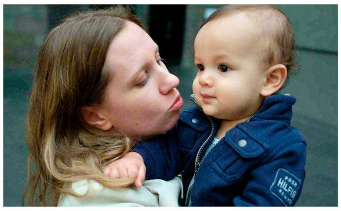 Sarah Copland lost her two-year-old son in the Beirut Blast, now she's telling her story