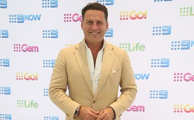 Karl Stefanovic like you've never seen him! Today Show share a slew of epic throwbacks of the star to mark his birthday