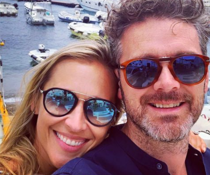 EXCLUSIVE: Jock Zonfrillo reveals why he 'spilled his guts' to his wife Lauren on their first date