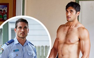 Busted! Tane lands himself in hot water with a new fling on Home and Away