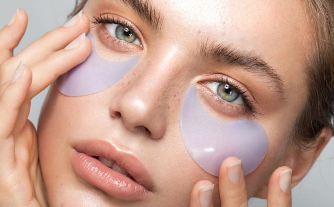 How to treat baggy under eye