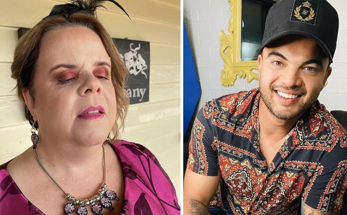 The Voice's Julee-Anne Bell on her emotional moment with Guy Sebastian and why her blindness doesn't hold her back