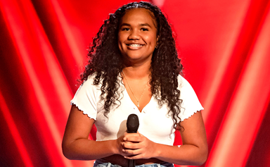"""""""It was so hard to keep it from her!"""" Jess Mauboy's niece Saraya secretly auditioned for The Voice"""