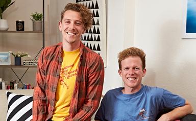 The boys are back! Adam Densten and Symon Lovett return to Gogglebox in new season