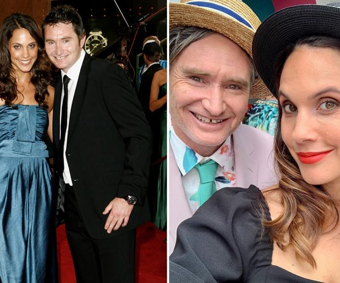 A fateful meeting at a Melbourne bar and a radio show plea: Dave Hughes and his wife, Holly Hughes' 14-year marriage is built on humour