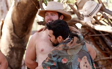 EXCLUSIVE: Gerald reveals how George nearly set everyone on fire in wild unaired Survivor moments
