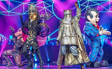 Where is that, where is that? Here's exactly where The Masked Singer Australia filmed