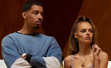 """She's a baby giraffe!"" How Samara Weaving transformed for her role in Nine Perfect Strangers"