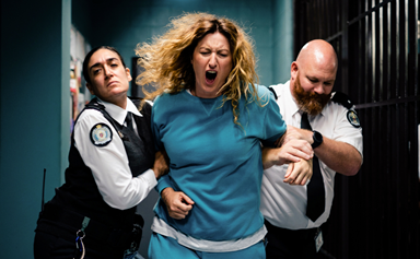 Teal Tuesday is back! Get ready for the final shot of prison drama Wentworth
