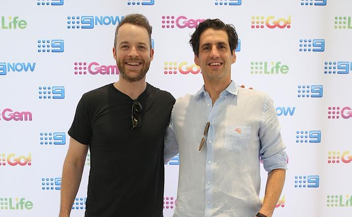 They've travelled the world together and won over Australia, but Hamish Blake and Andy Lee's newest journey is a tale of true friendship