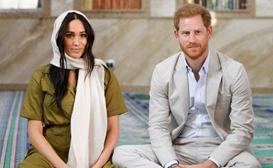 Prince Harry and Duchess Meghan's telling donation in the wake of the Taliban's takeover in Afghanistan