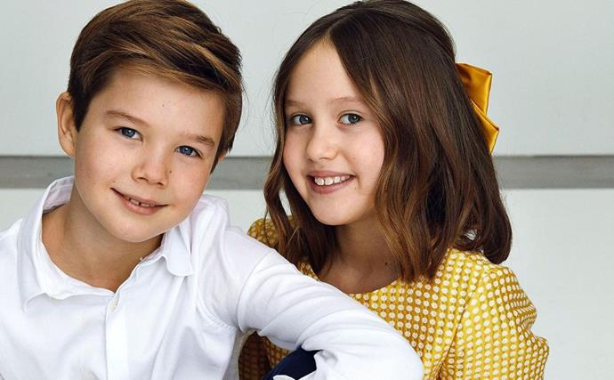 Double the royal cuteness: Everything we know about Prince Vincent and Princess Josephine, Mary and Frederik's mini-me twins