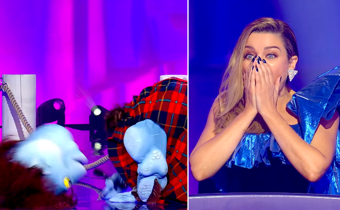 Has one contestant from The Masked Singer been unmasked already in a shocking blunder?