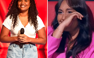 """""""It's not the end!"""" Saraya Mauboy-Hudson speaks out after being cut by Rita Ora on The Voice"""
