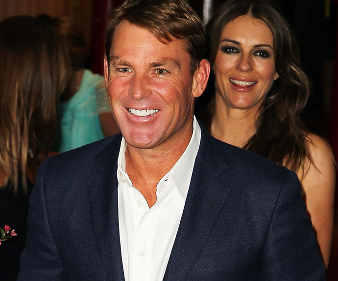 EXCLUSIVE: Are Shane Warne and Liz Hurley back together? There are some major clues they might be