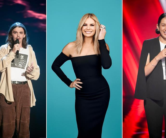 EXCLUSIVE: Sonia Kruger reveals her top five contestants on The Voice and how the show 'found its heart again'