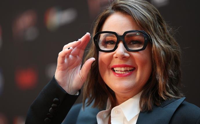 Celebrities react as Julia Morris reveals surprise plastic surgery transformation