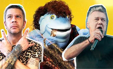 Who is behind the Mullet mask on The Masked Singer Australia? We might already know