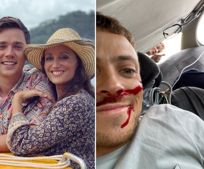 The best behind-the-scenes snaps from the Home and Away set this year
