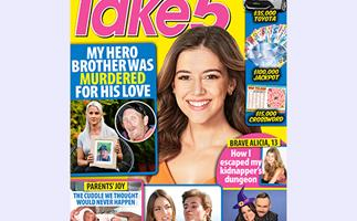 Take 5 Issue 36 Online Entry Coupon